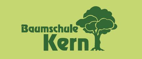 Baumschule Kern Logo